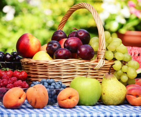 L'alimentazione, il segreto per sopravvivere all'estate