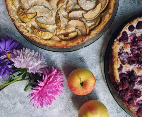 Sei a dieta? Ecco la torta di mele perfetta per te