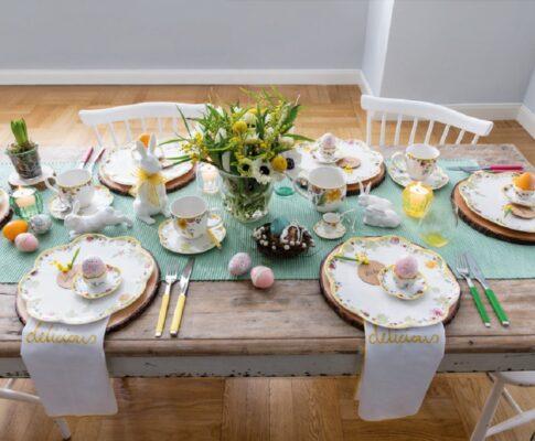 Come rendere speciale il pranzo di Pasqua 2021: consigli utili su ricette, stoviglie, decorazioni